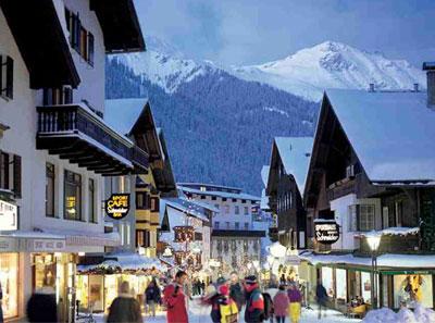 Hotel St Anton Autriche